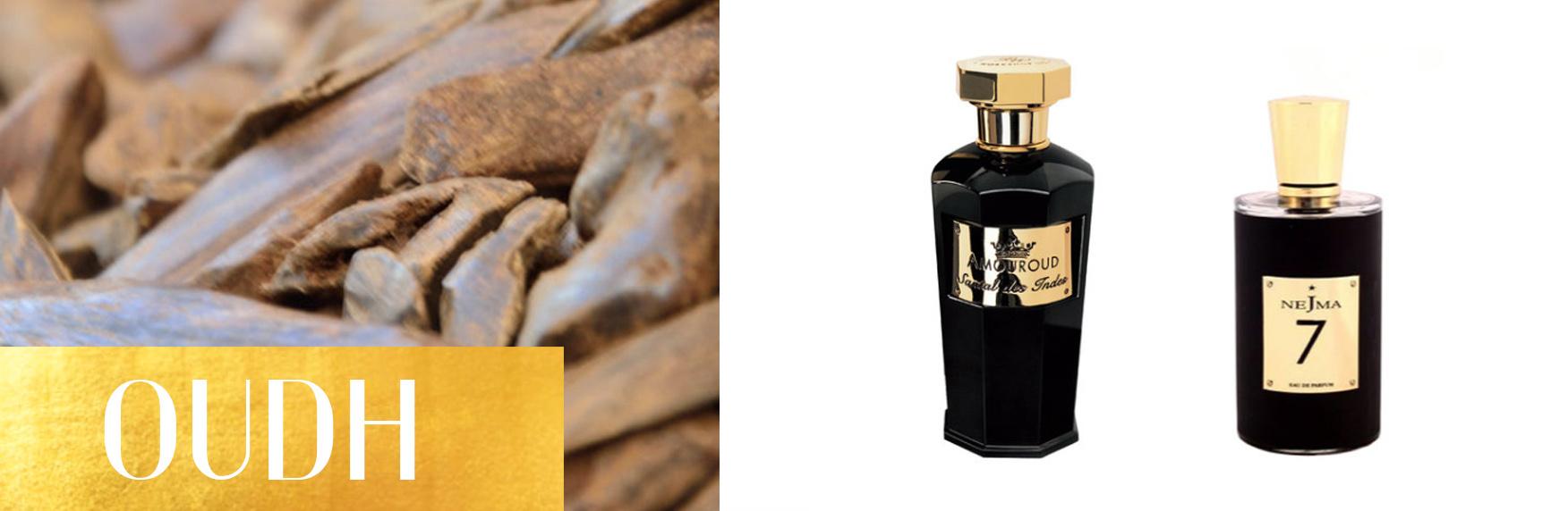 Parfum Ingrediënten: Oudh