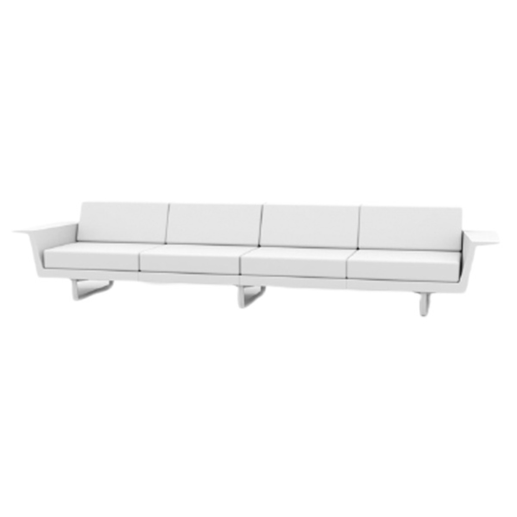 Vondom DELTA Sofa 4 seat