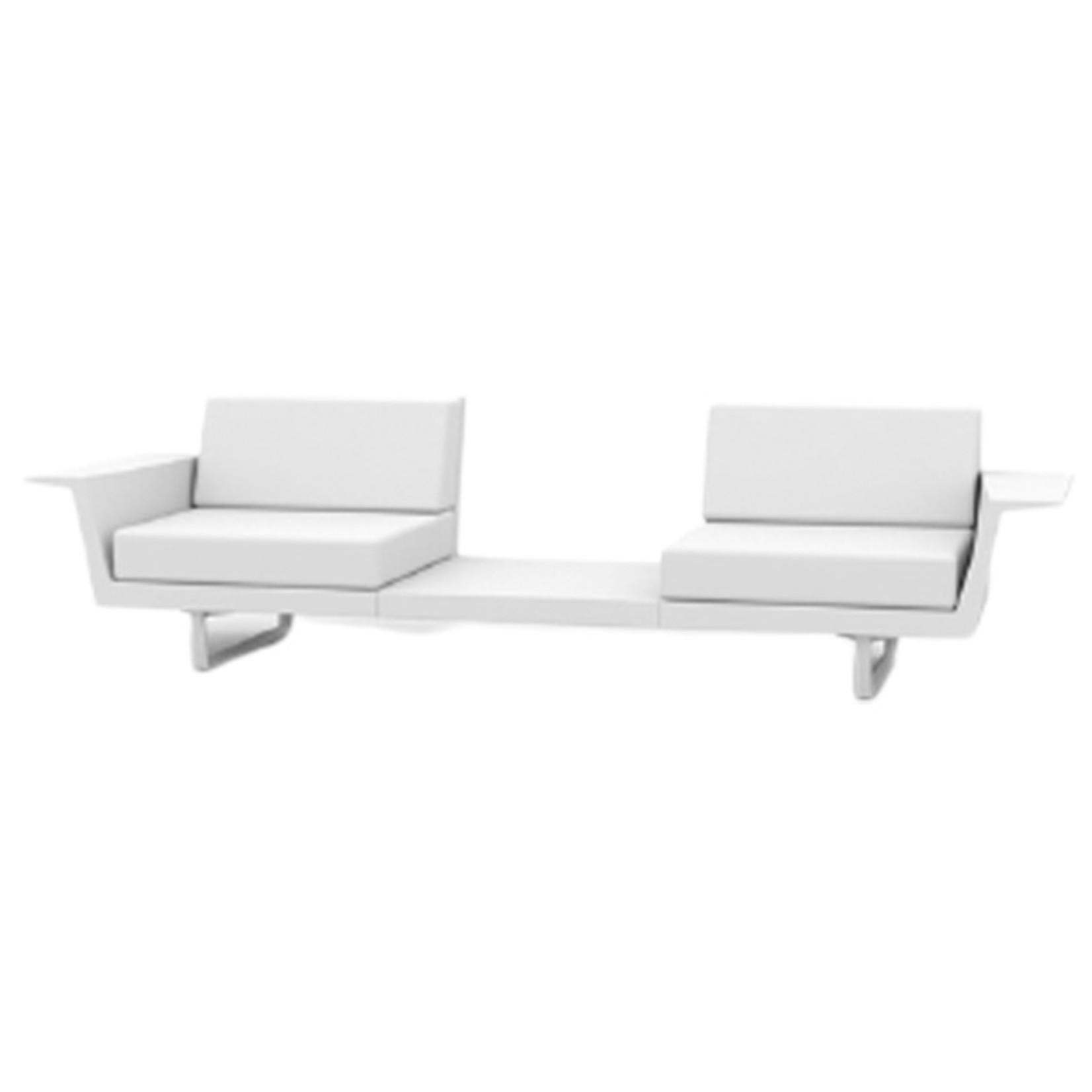 Vondom DELTA Sofa 2 seat + Table