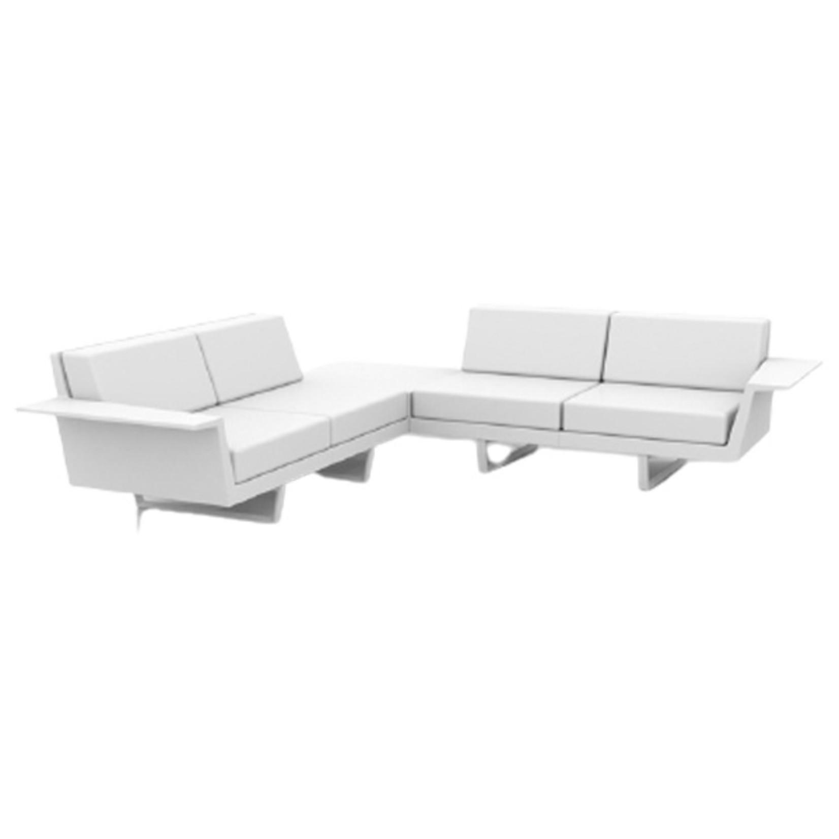 Vondom DELTA Corner Sofa 4 seat