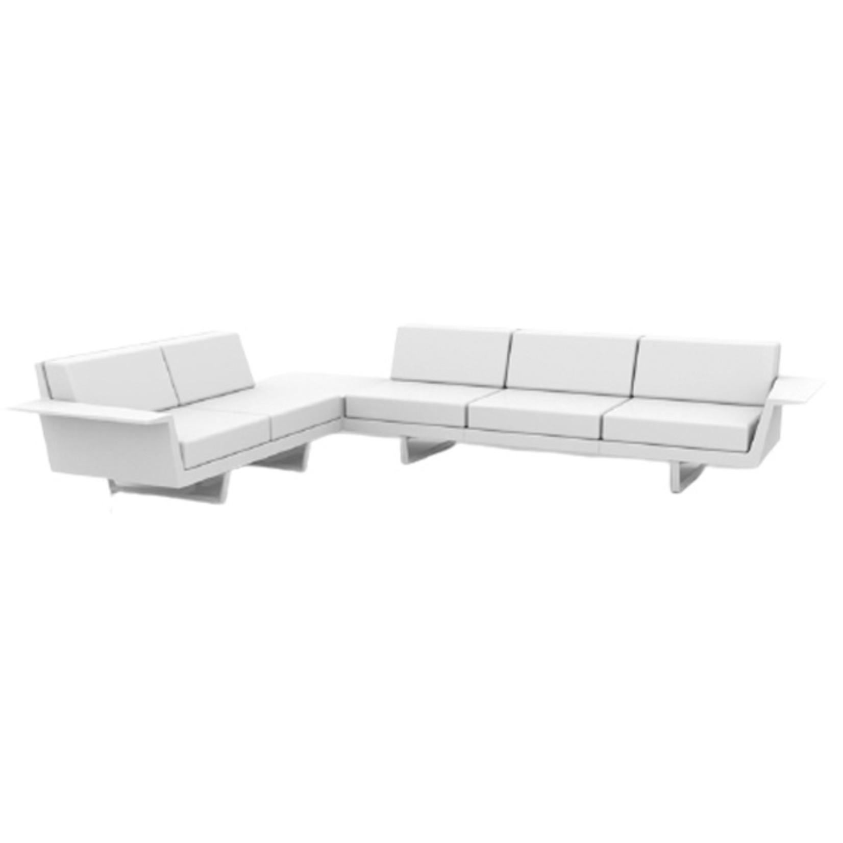 Vondom DELTA Corner Sofa right 5 seat