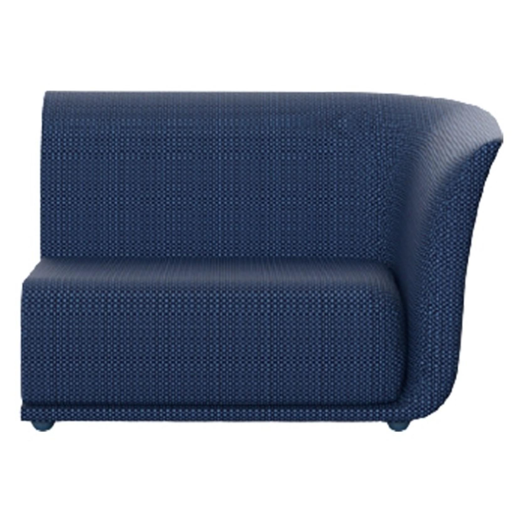 Vondom Suave Sofa left section