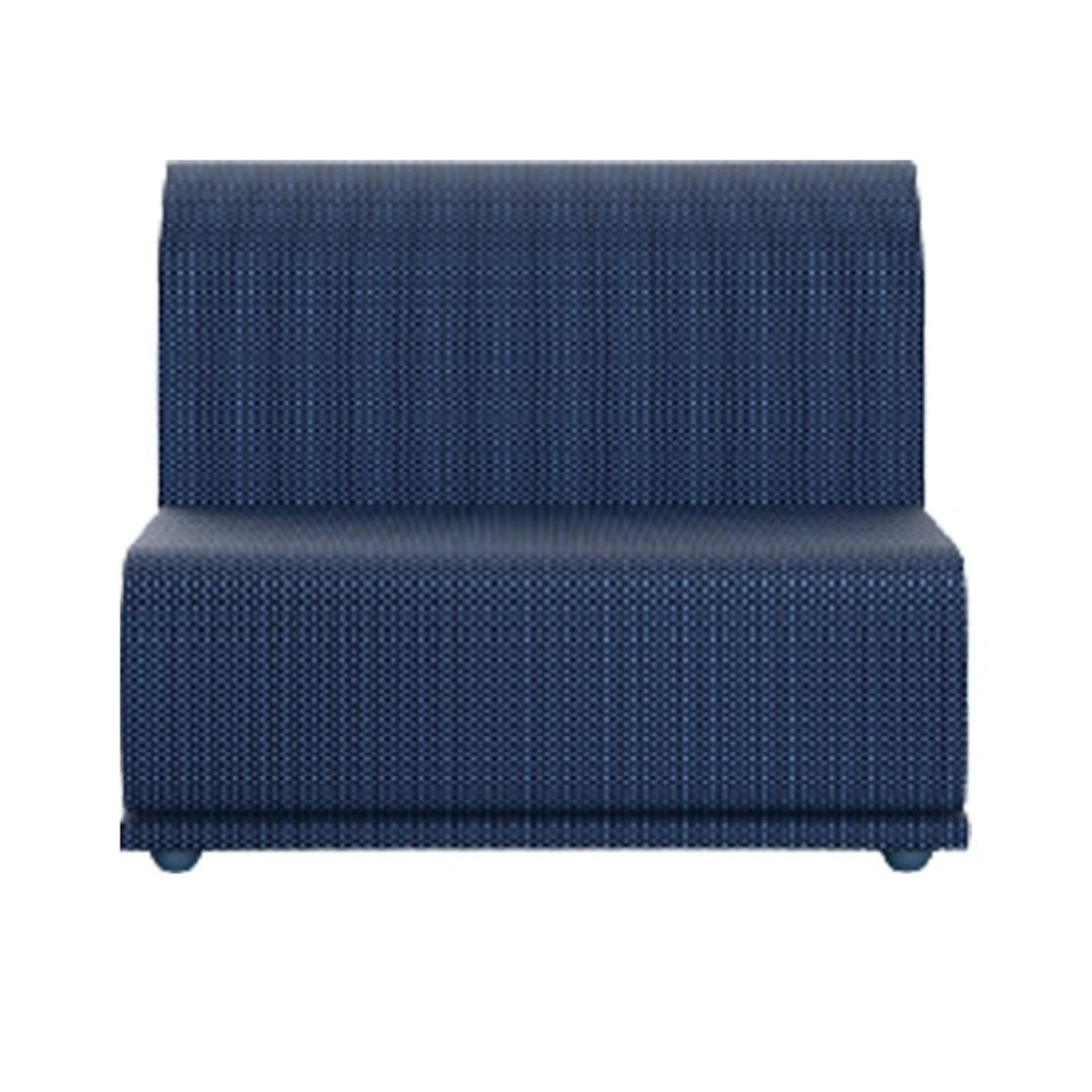 Vondom Suave Sofa armless section