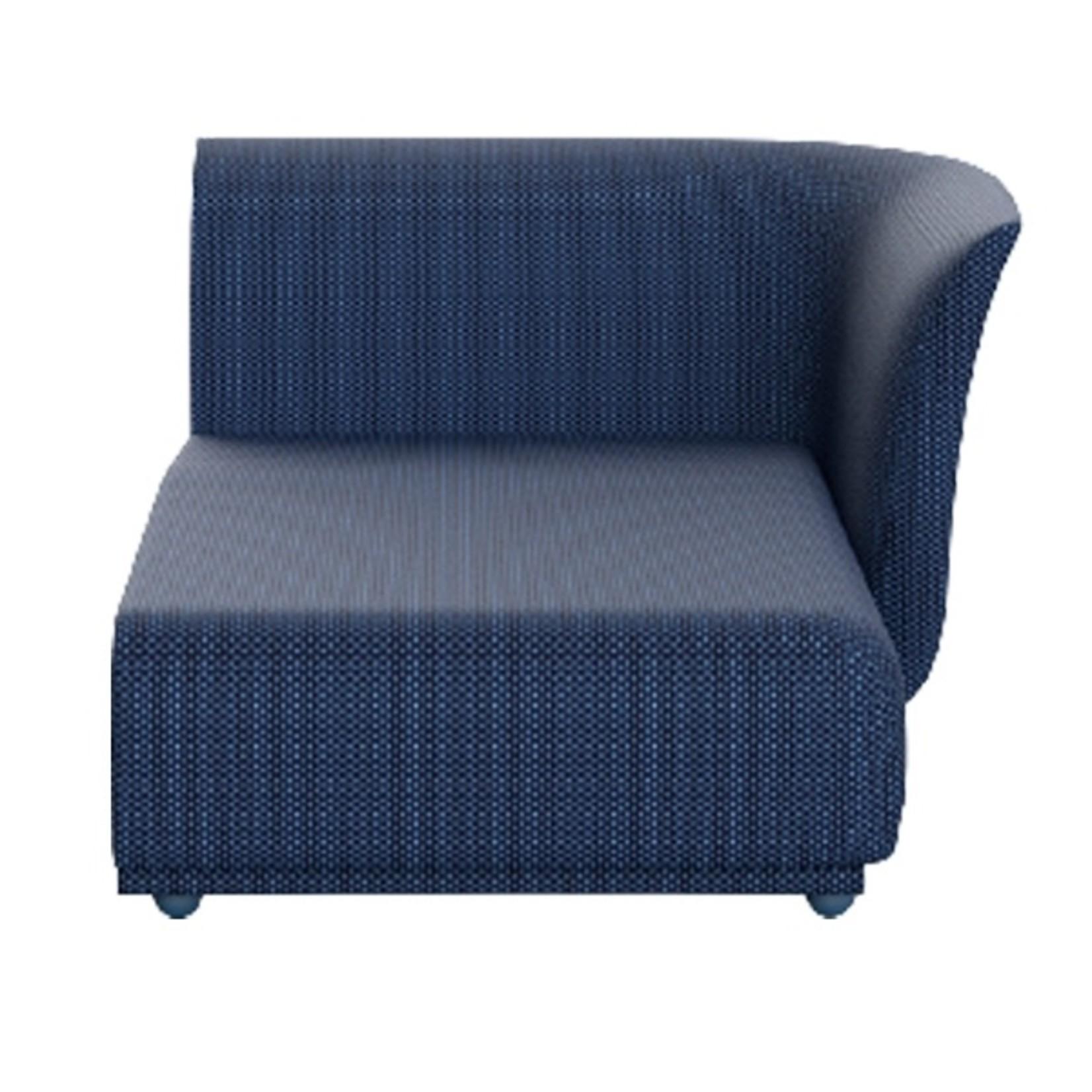 Vondom Suave Sofa left chaiselongue