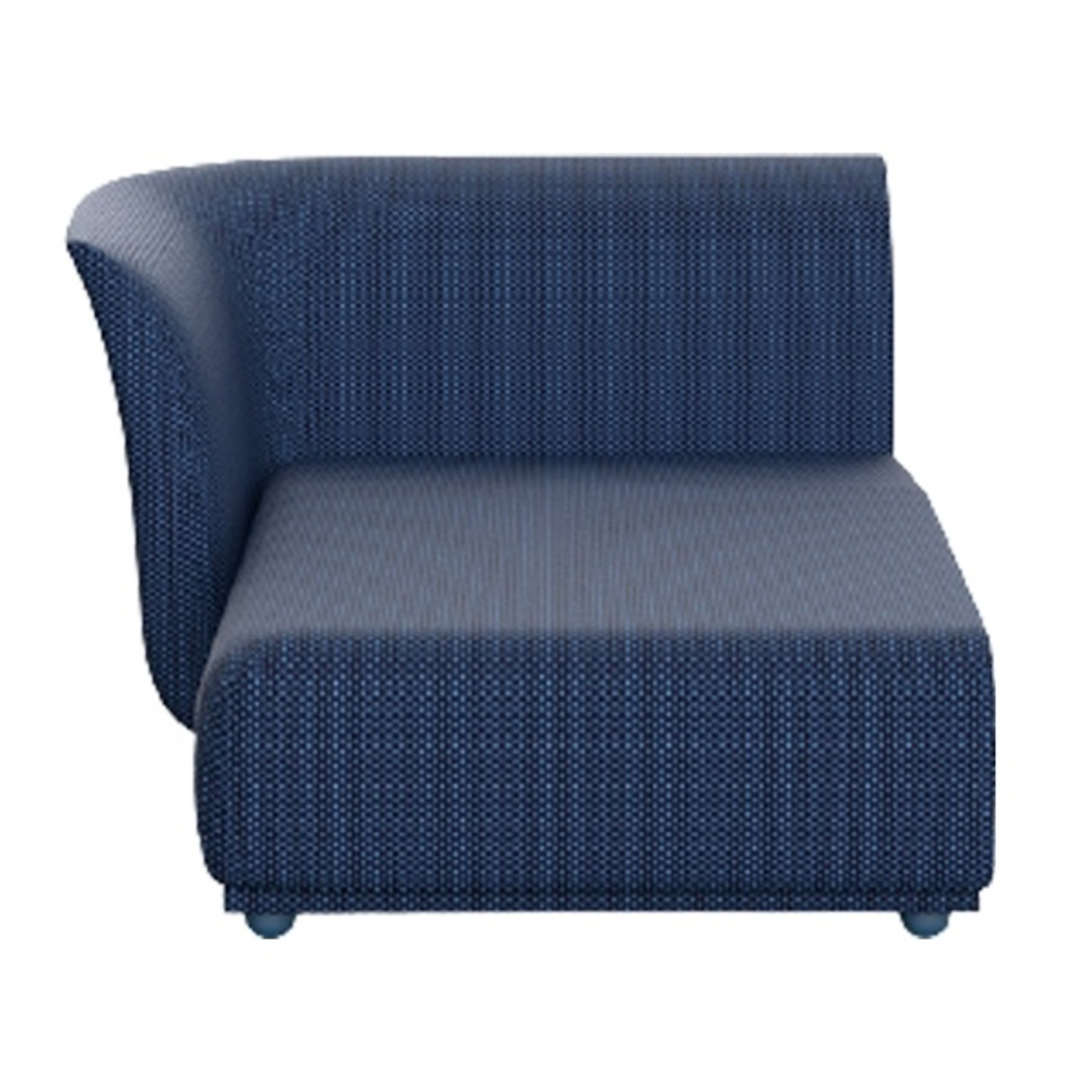 Vondom Suave Sofa right chaiselongue