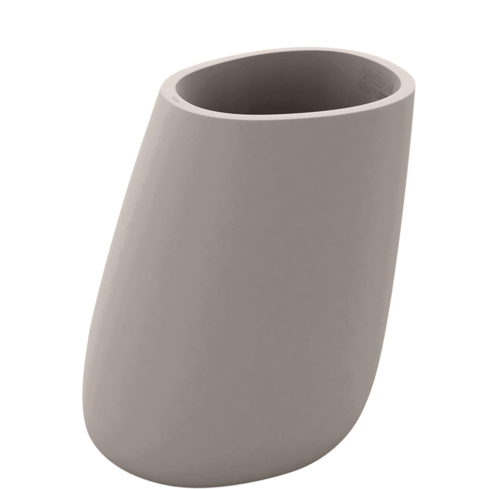 Vondom Stone Planter 86x64x100