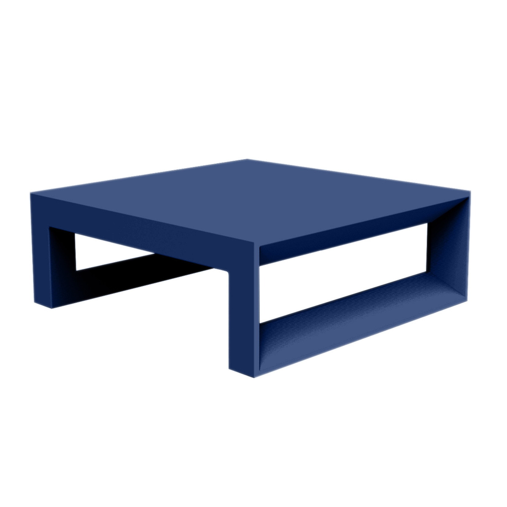 Vondom Frame Sun Chaise Table 60x60