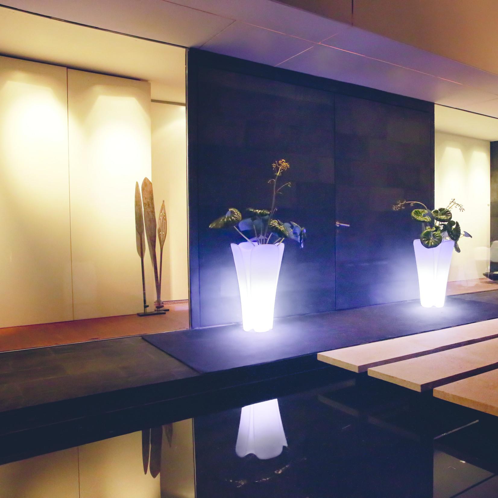 Vondom Pezzettina Planter 50x50x50