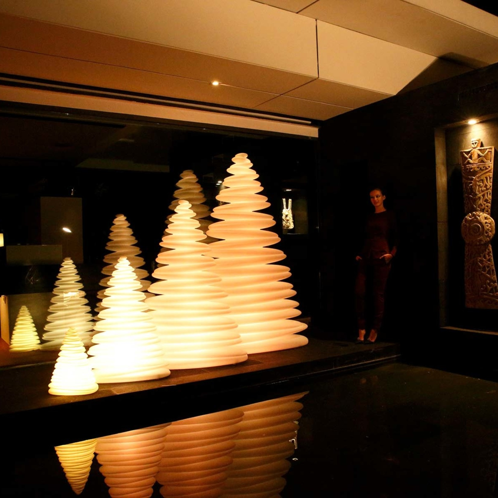 Vondom Chrismy Lighting Tree M