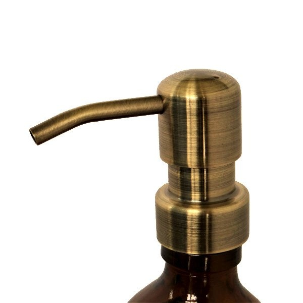 Steel pump brass 250ml-1