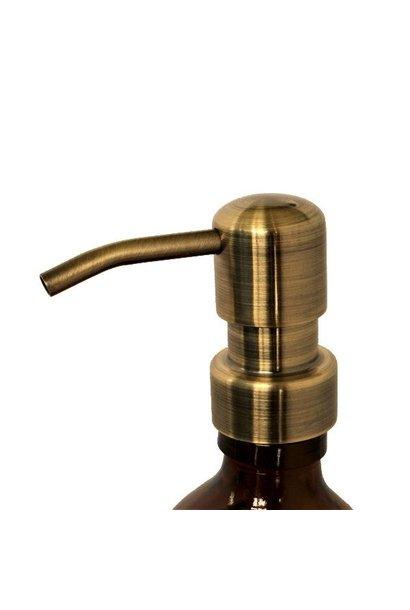 Steel pump brass 1L