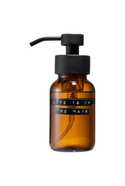 Shampoo bruin zwart 250ml 'love is in the hair'