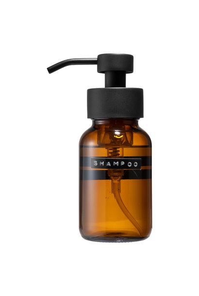 Shampoo bruin zwart 250ml 'shampoo'