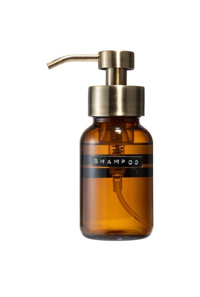 Shampoo amber brass 250ml 'shampoo'