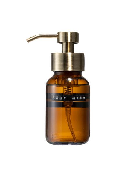 Body wash amber brass 250ml 'body wash'