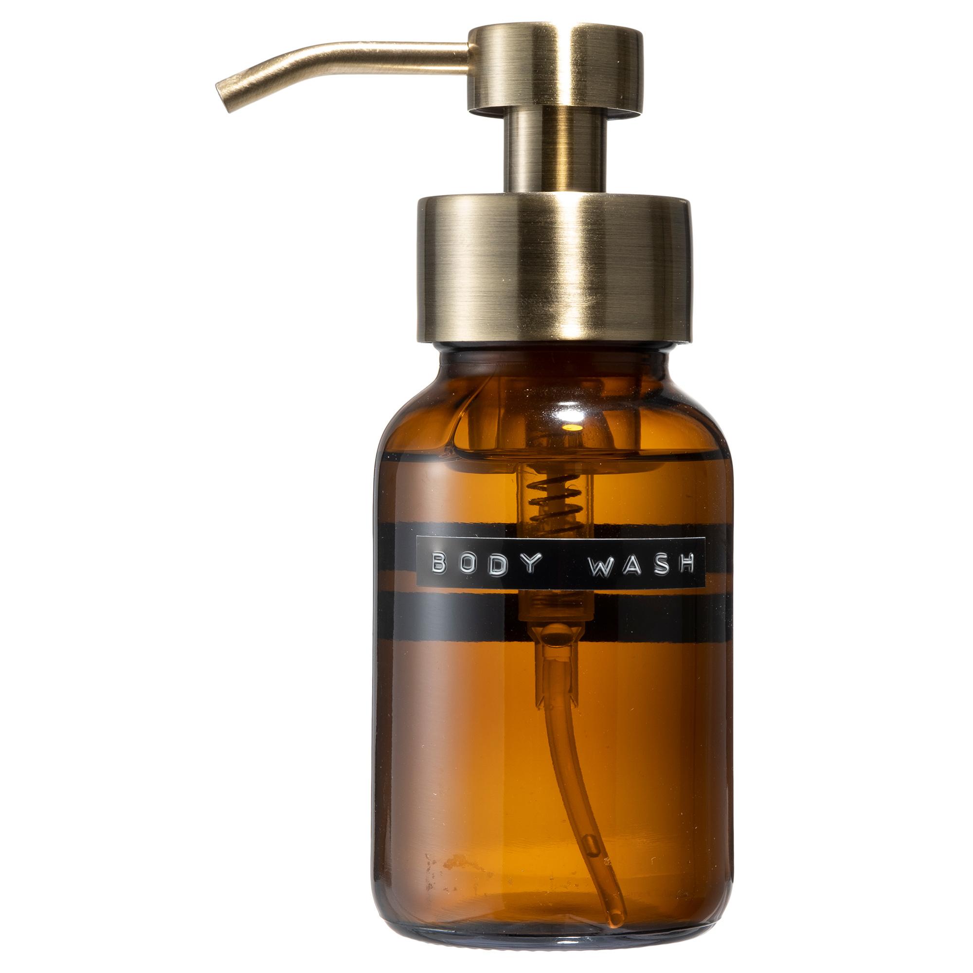 Body wash bruin messing 250ml 'body wash'-1