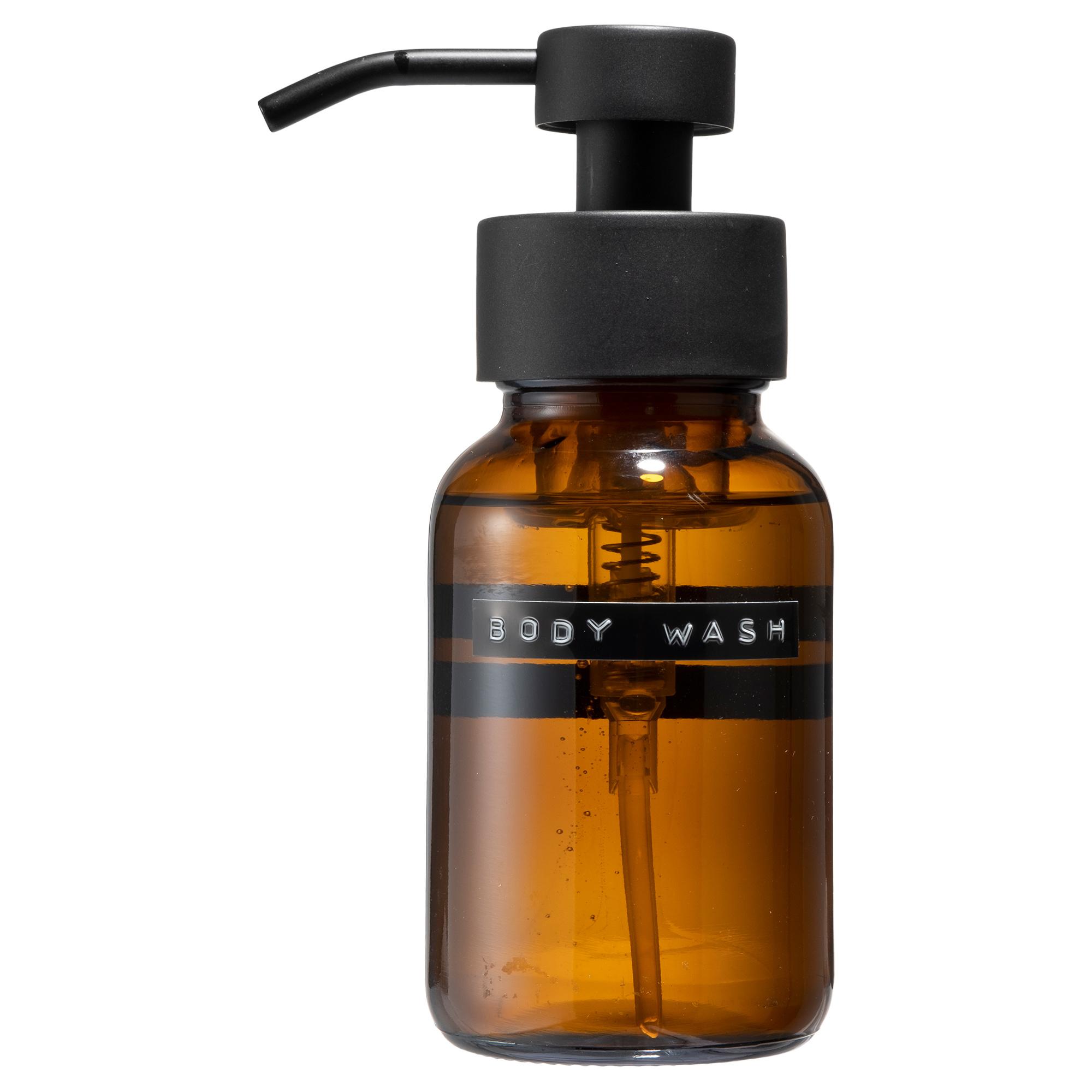 Body wash bruin zwart 250ml 'body wash'-1