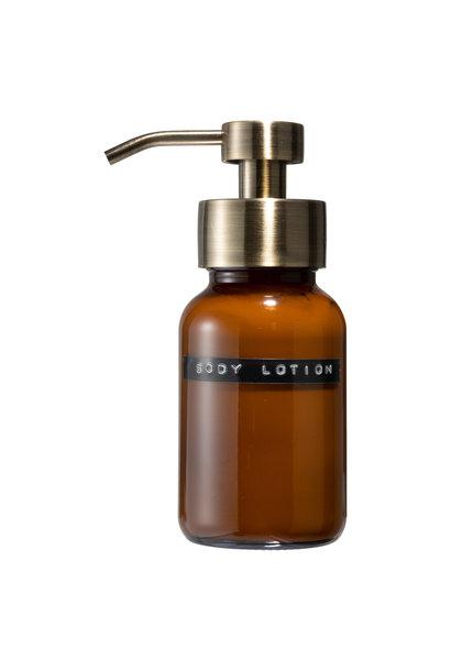 Body Lotion amber brass 250ml 'body lotion'