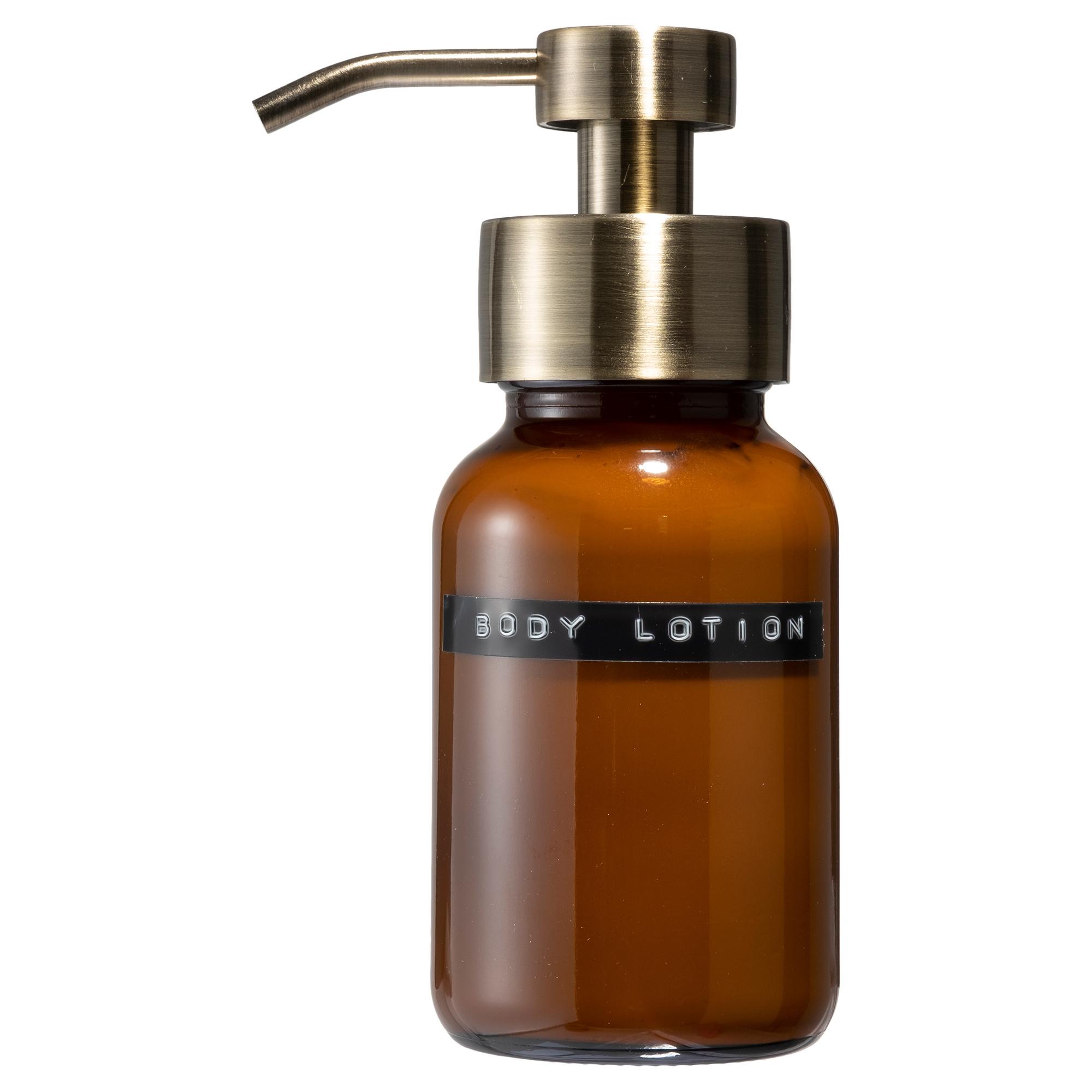 Body Lotion amber brass 250ml 'body lotion'-1