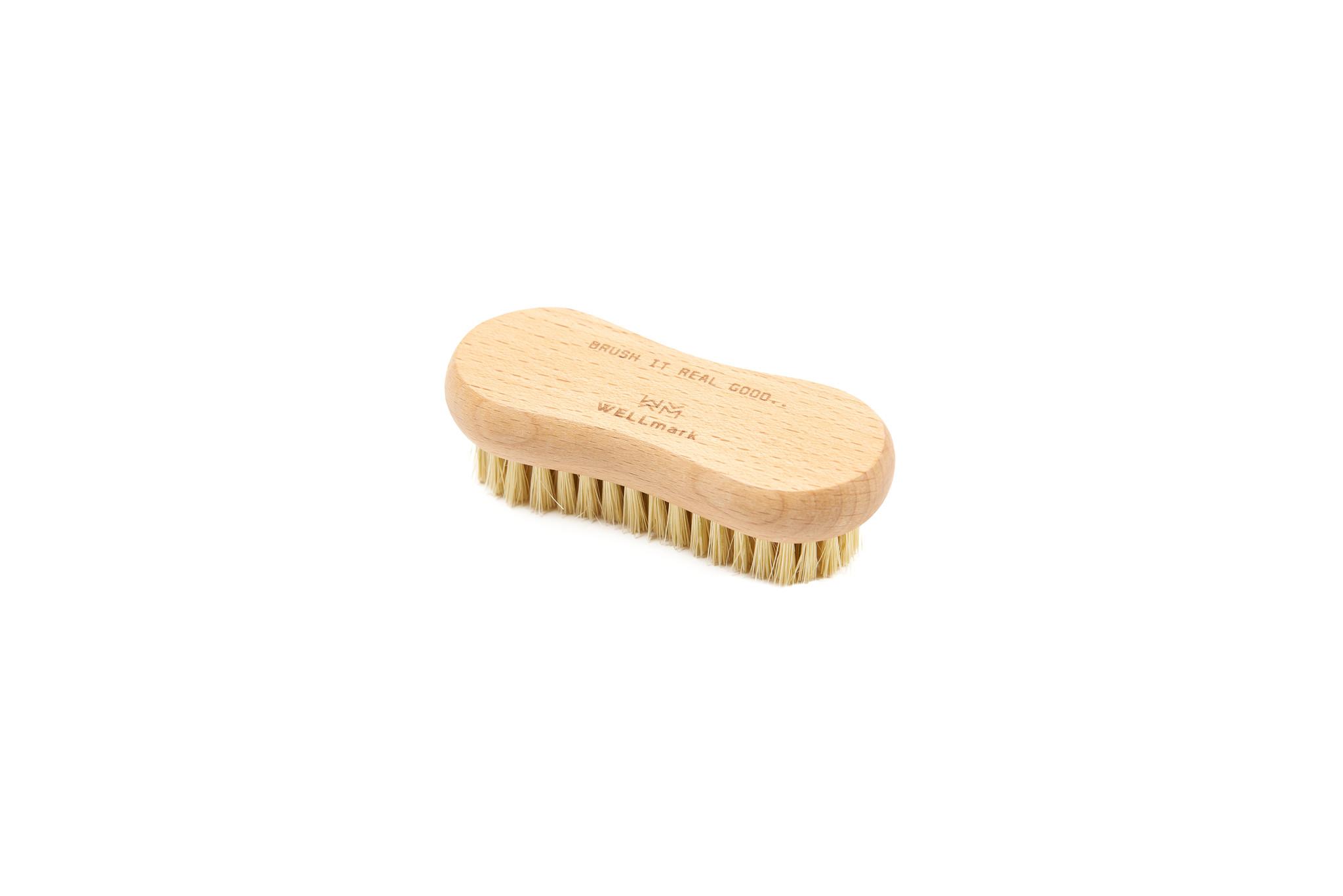 Nagelborstel 'clean nails clean mind'-1