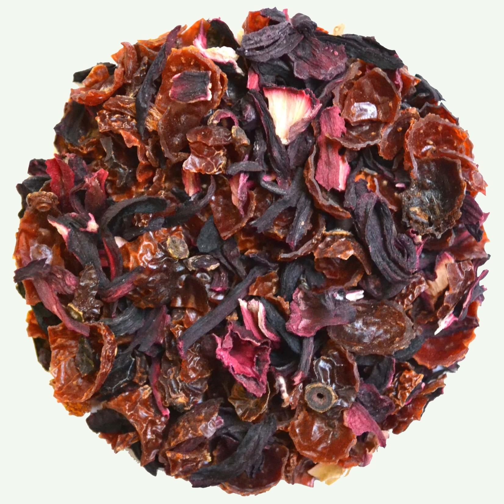Koffiebranderij Sao Paulo Rozenbottel/Hibiscus