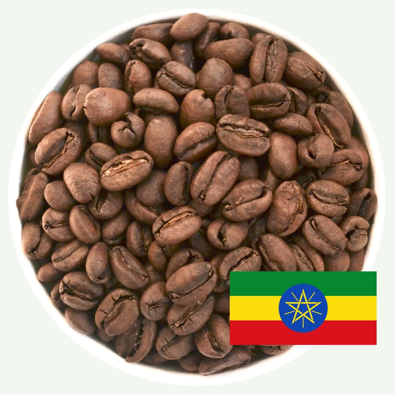 Koffiebranderij Sao Paulo Ethiopië 'Ture Waji' The king of Guji