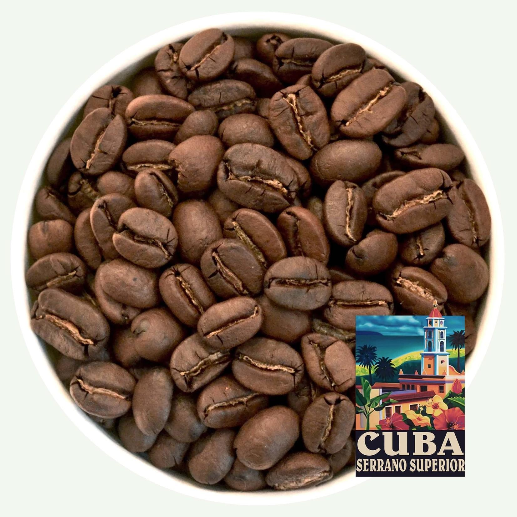 Koffiebranderij Sao Paulo Cuba 'Serrano Superior'