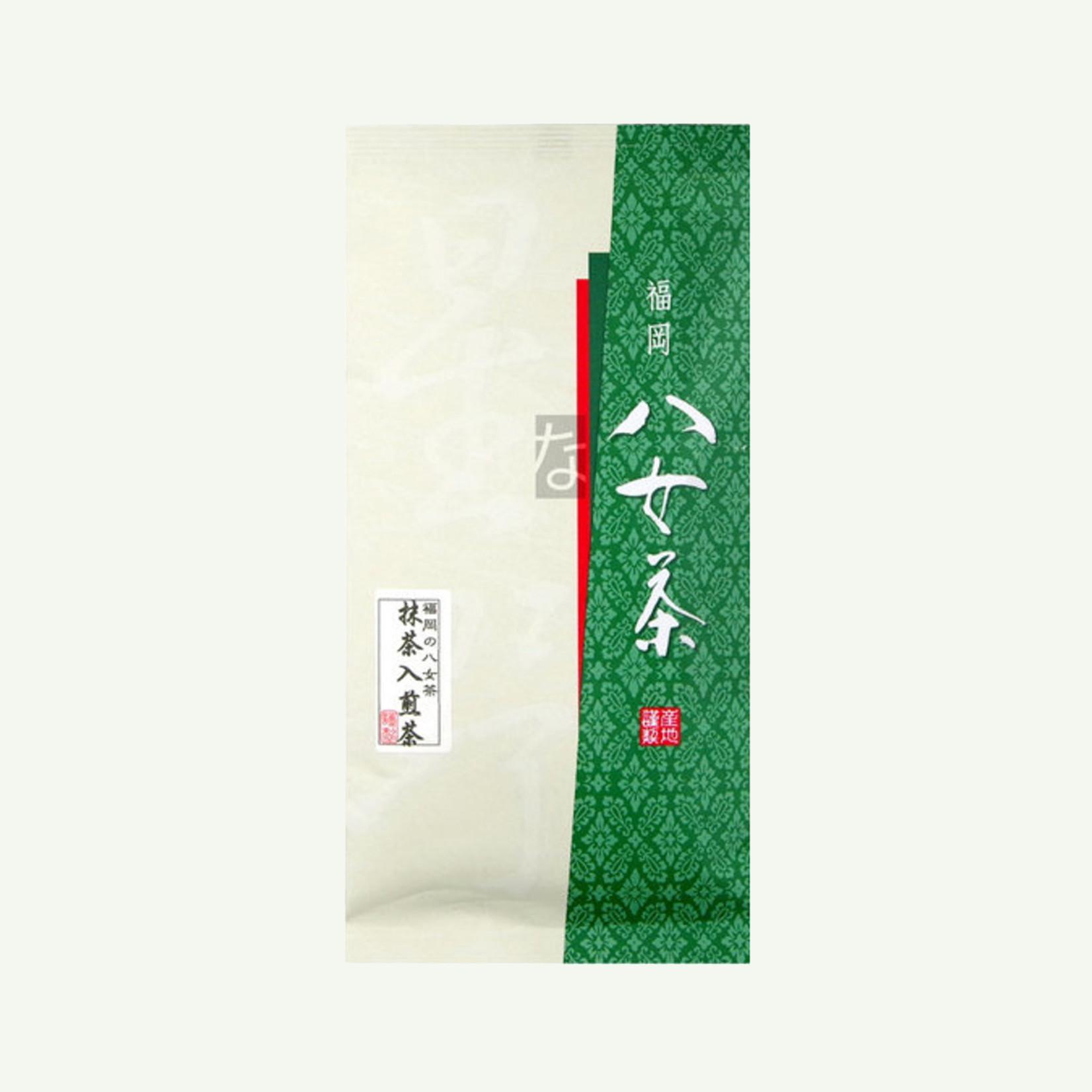 Koffiebranderij Sao Paulo Japan Sencha Matcha 100g - Losse thee
