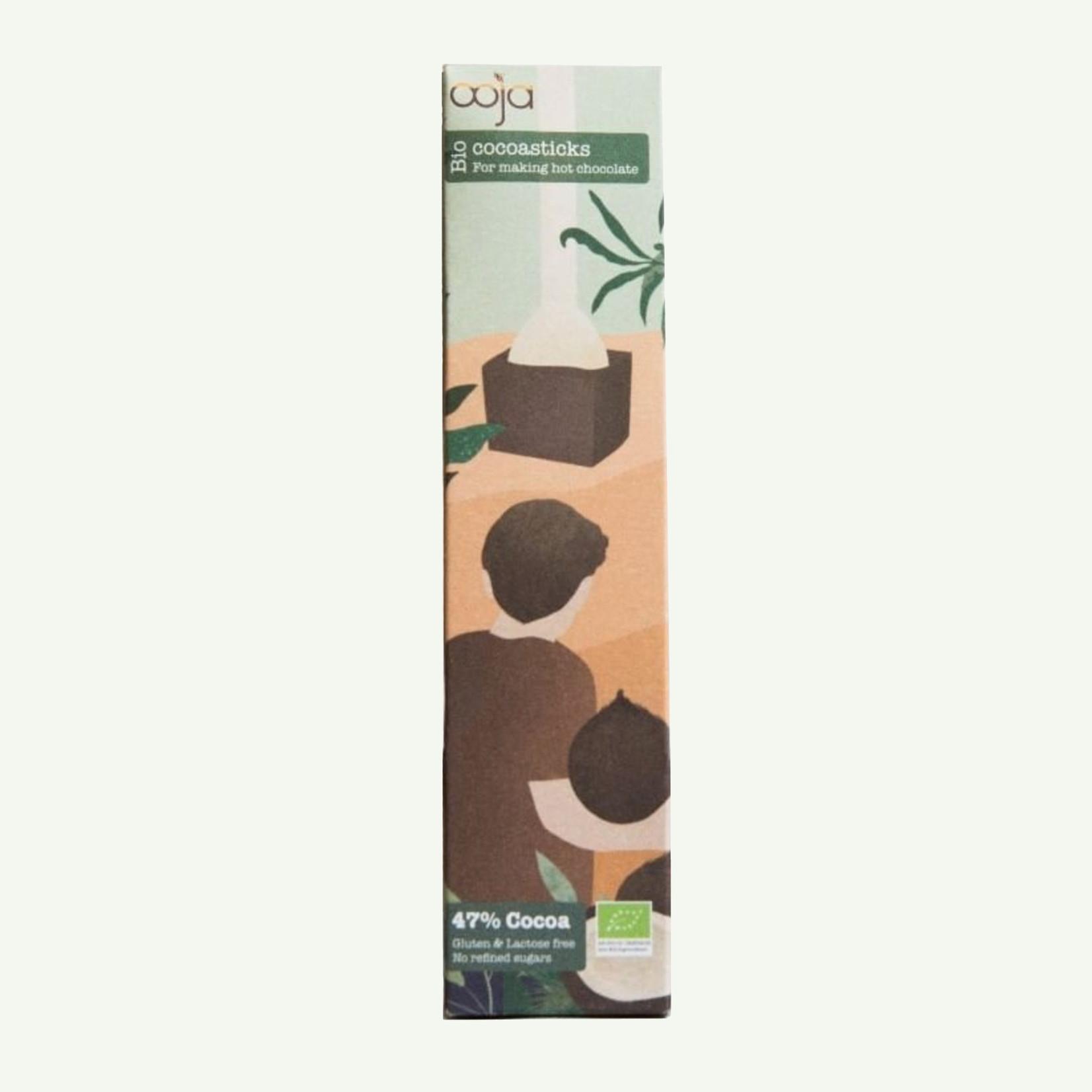 OOjA OOjA 'Belgische Chocostick - Cocolicious Delight (vegan): 47% cacao'