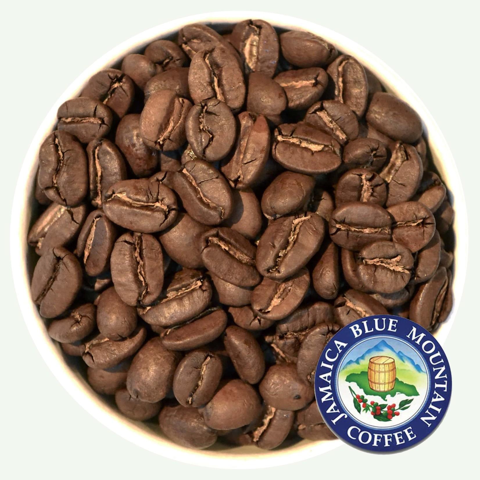 Koffiebranderij Sao Paulo Jamaica Blue Mountain Grade 1 'Sherwood Estate' 125g