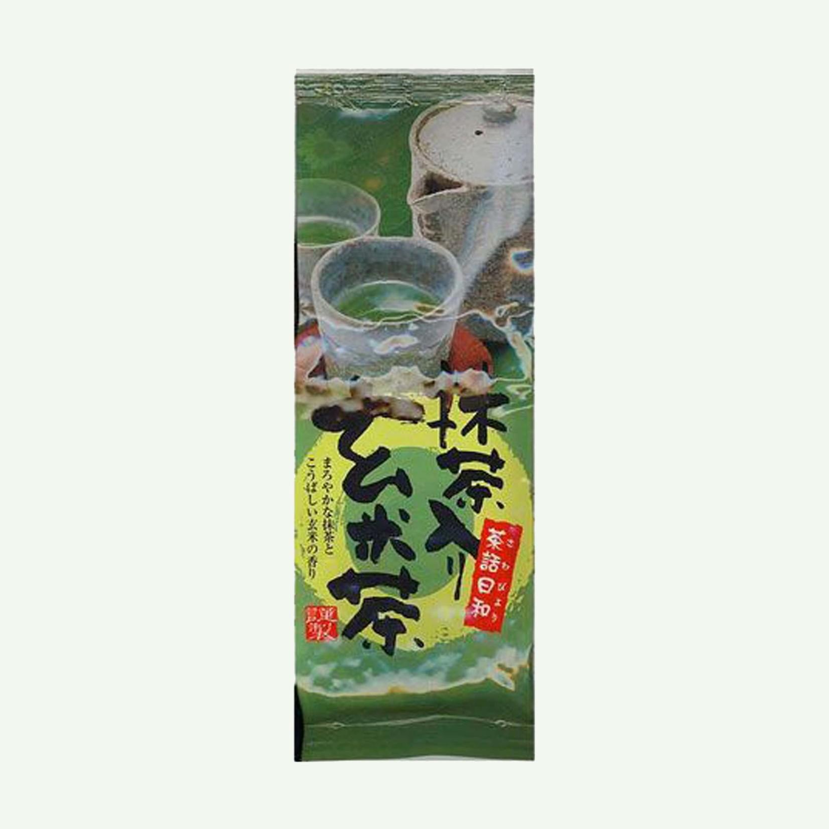 Genmaicha mit Matcha 100g - Losse thee