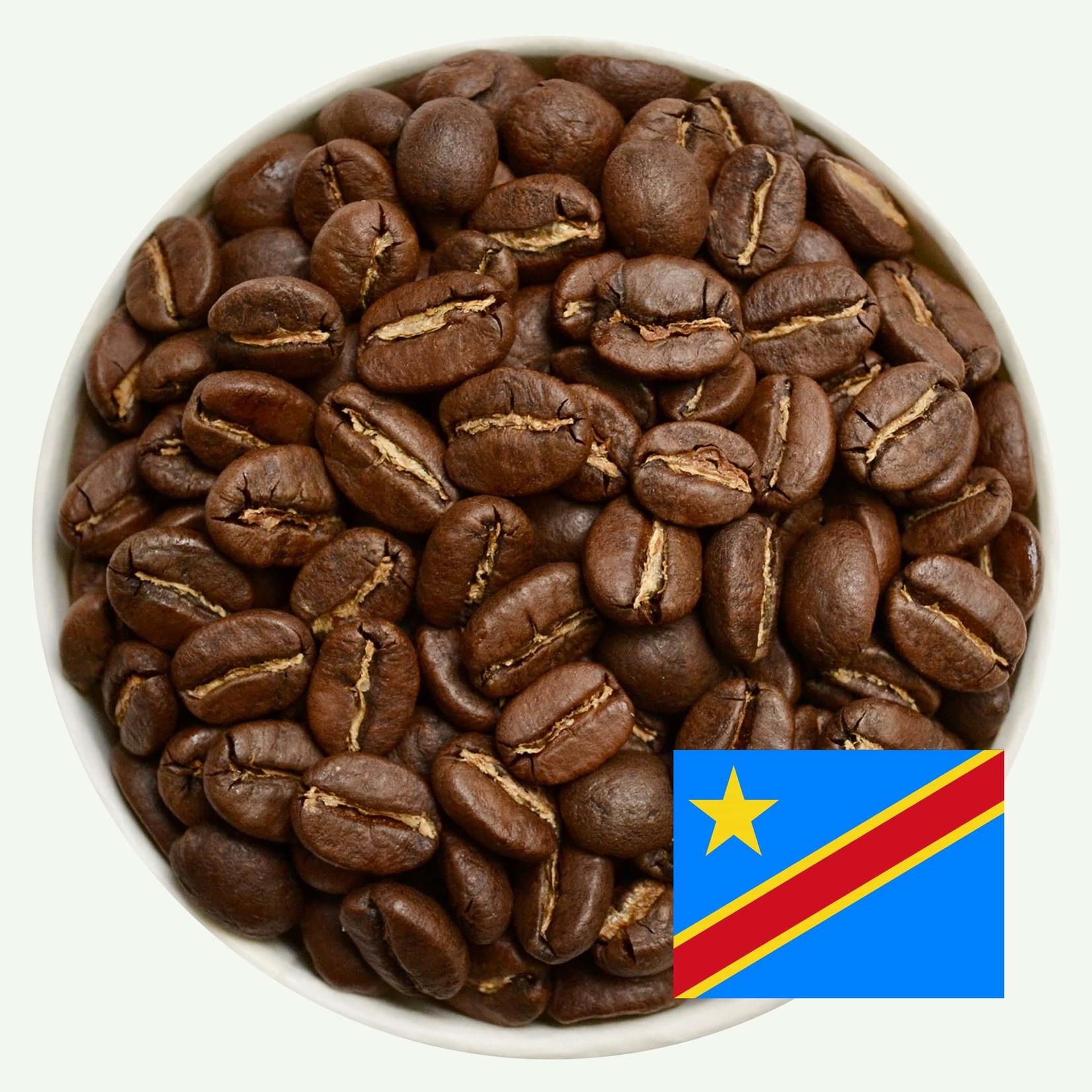 Koffiebranderij Sao Paulo Congo Kivu Nyamasasa