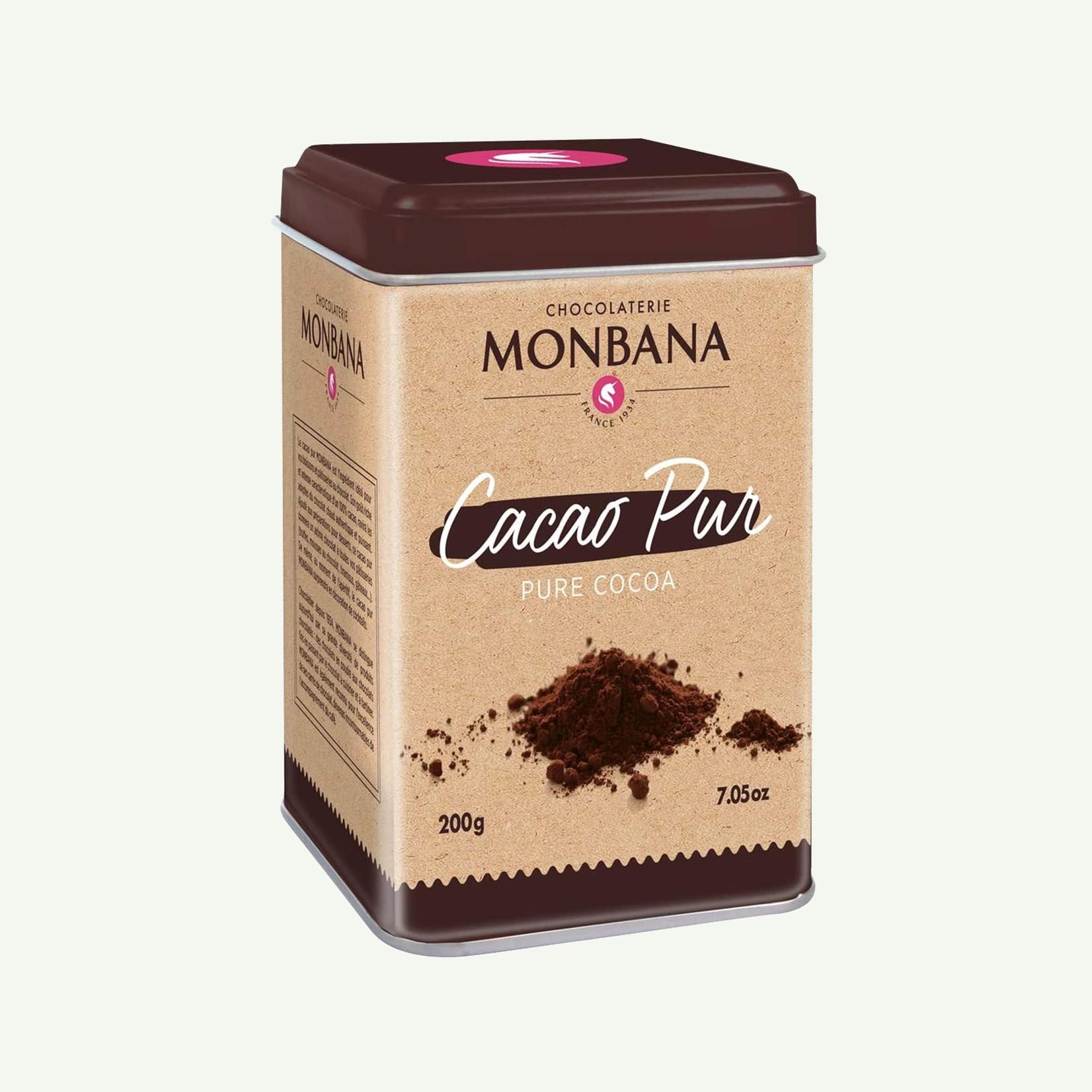 Monbana Monbana 'Cacao Pur' 200g