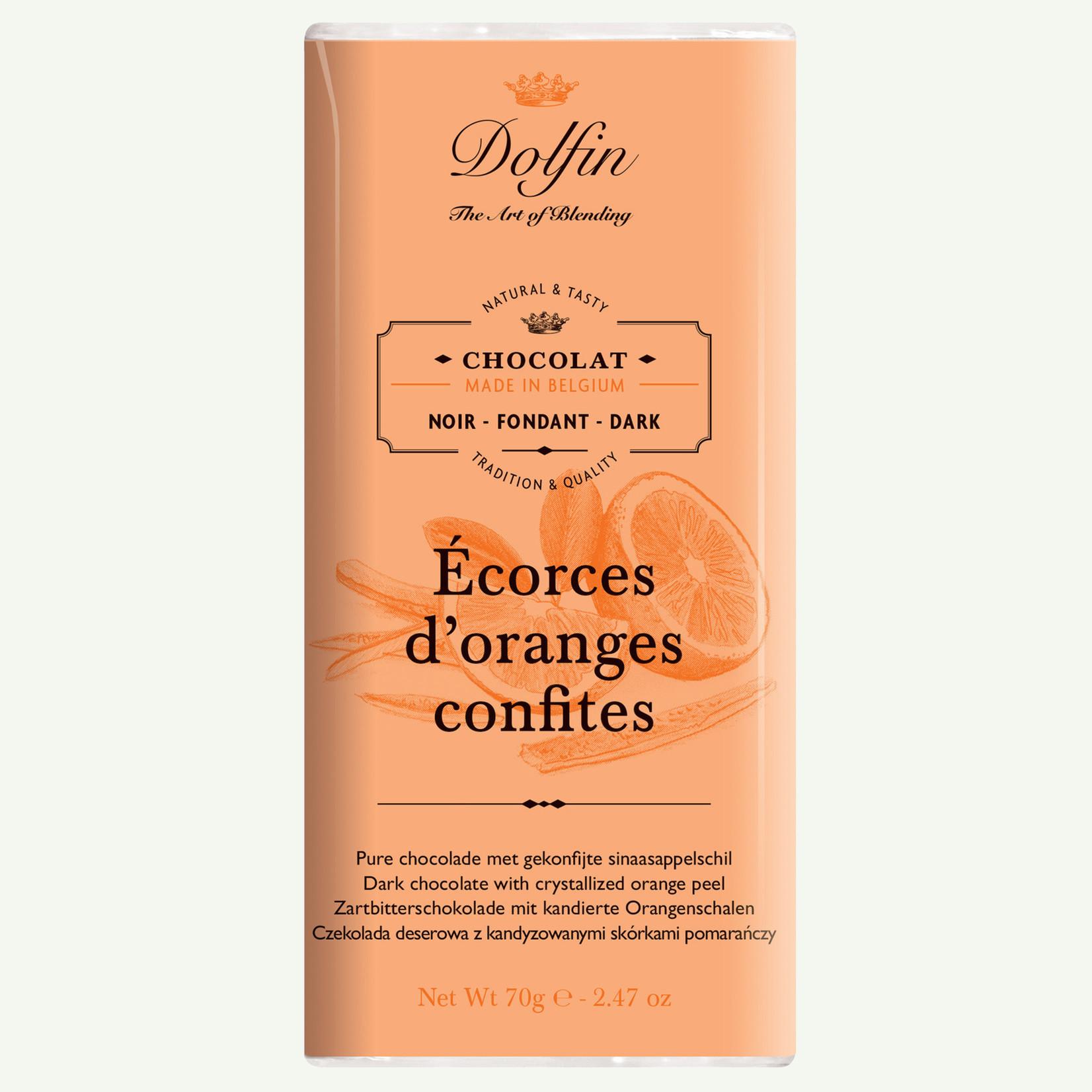 Dolfin Dolfin 'chocoladetablet' - 70g