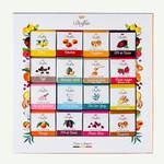 Dolfin Dolfin 'Assortiment van 48 chocolade tabletjes'