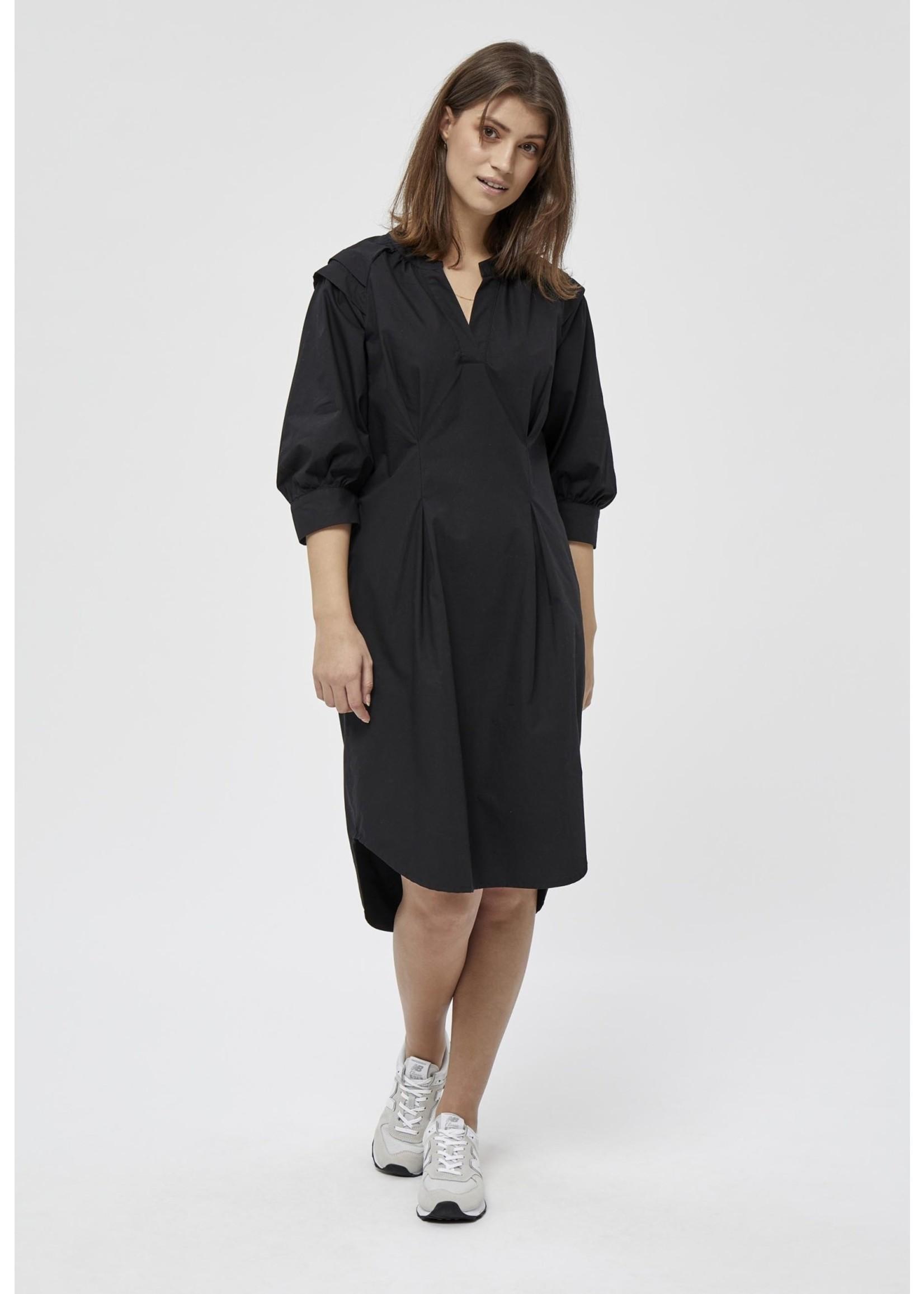 PEPPERCORN Perris Dress BLACK