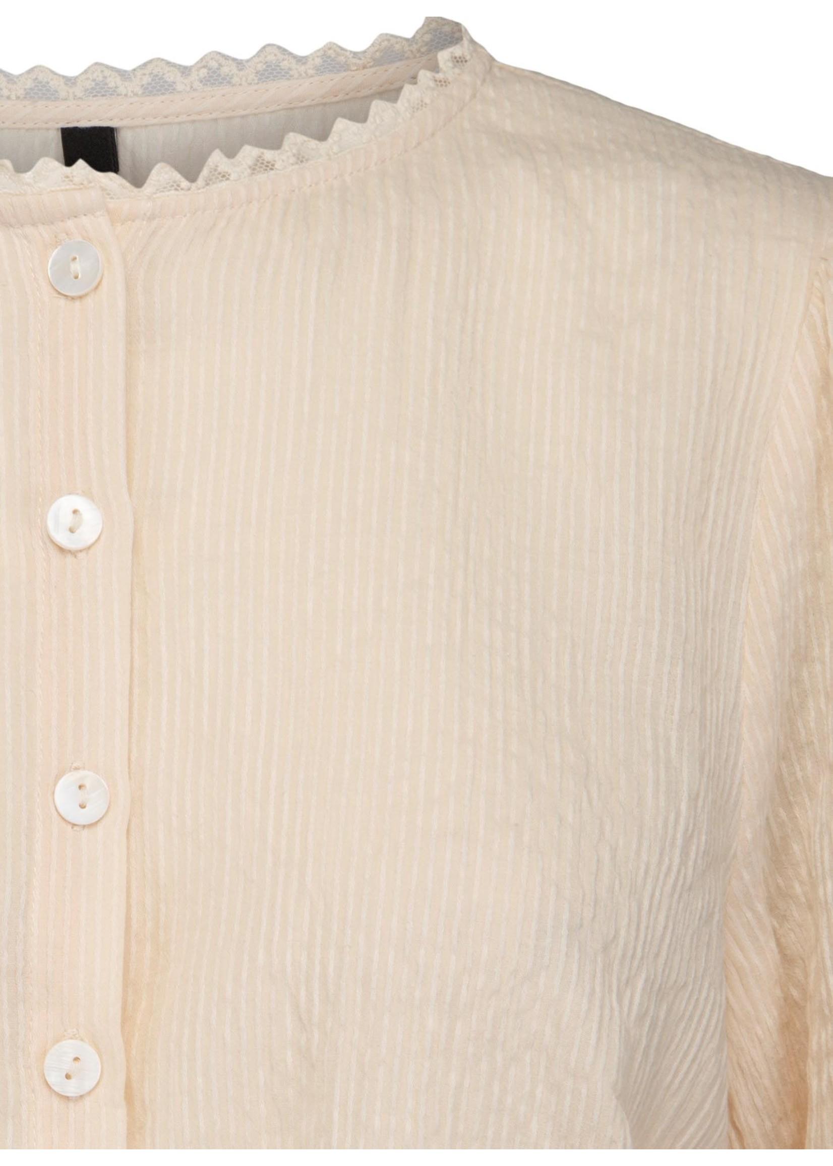 PEPPERCORN Pheobe Shirt GARDENIA