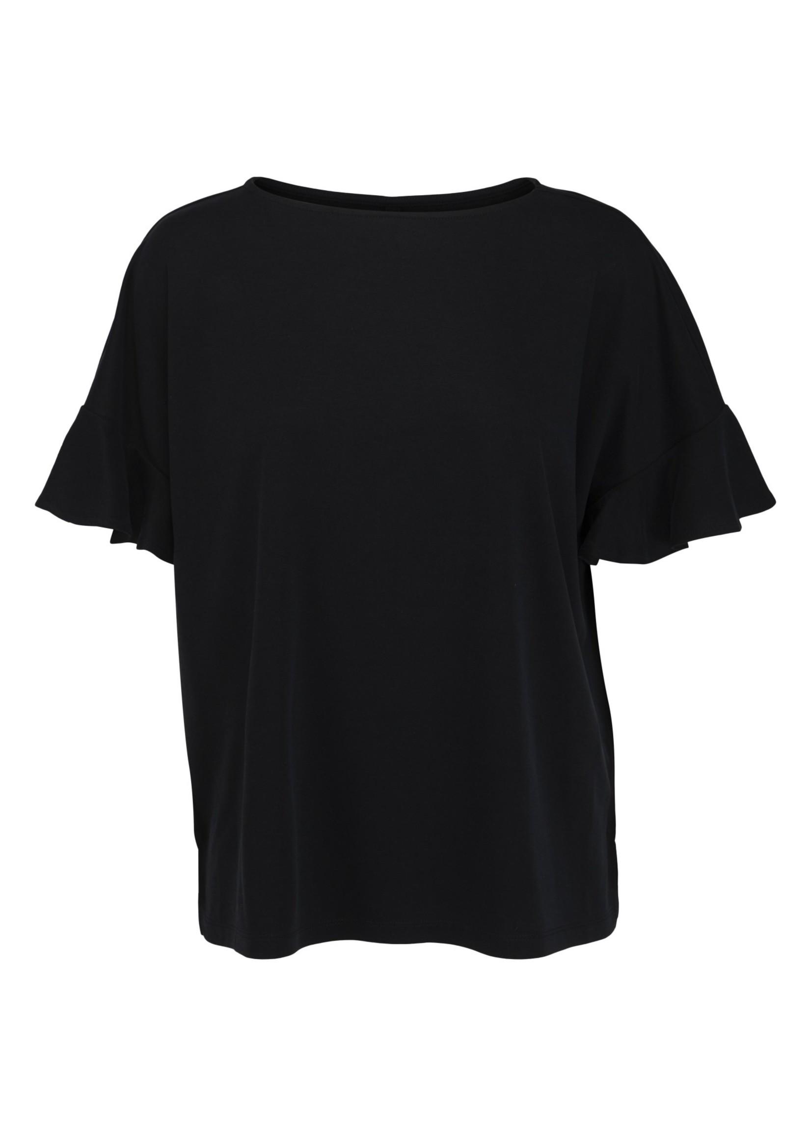 PEPPERCORN Reeta Blouse BLACK