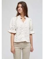 MINUS Bergitta blouse broken white