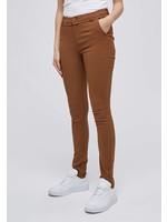 MINUS Carma pants 7/8 Walnut brown