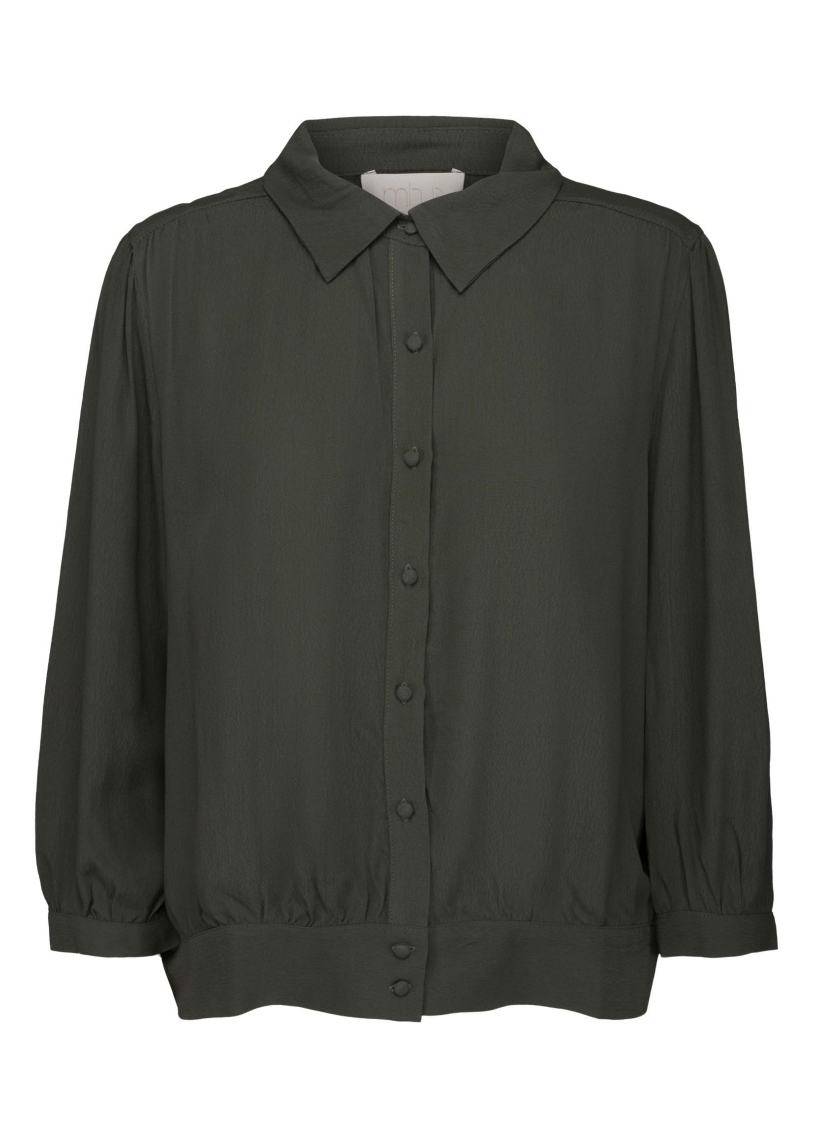 MINUS Jilla shirt Army green