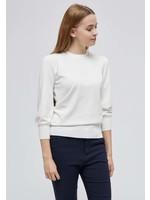 MINUS Mersin knit tee broken white