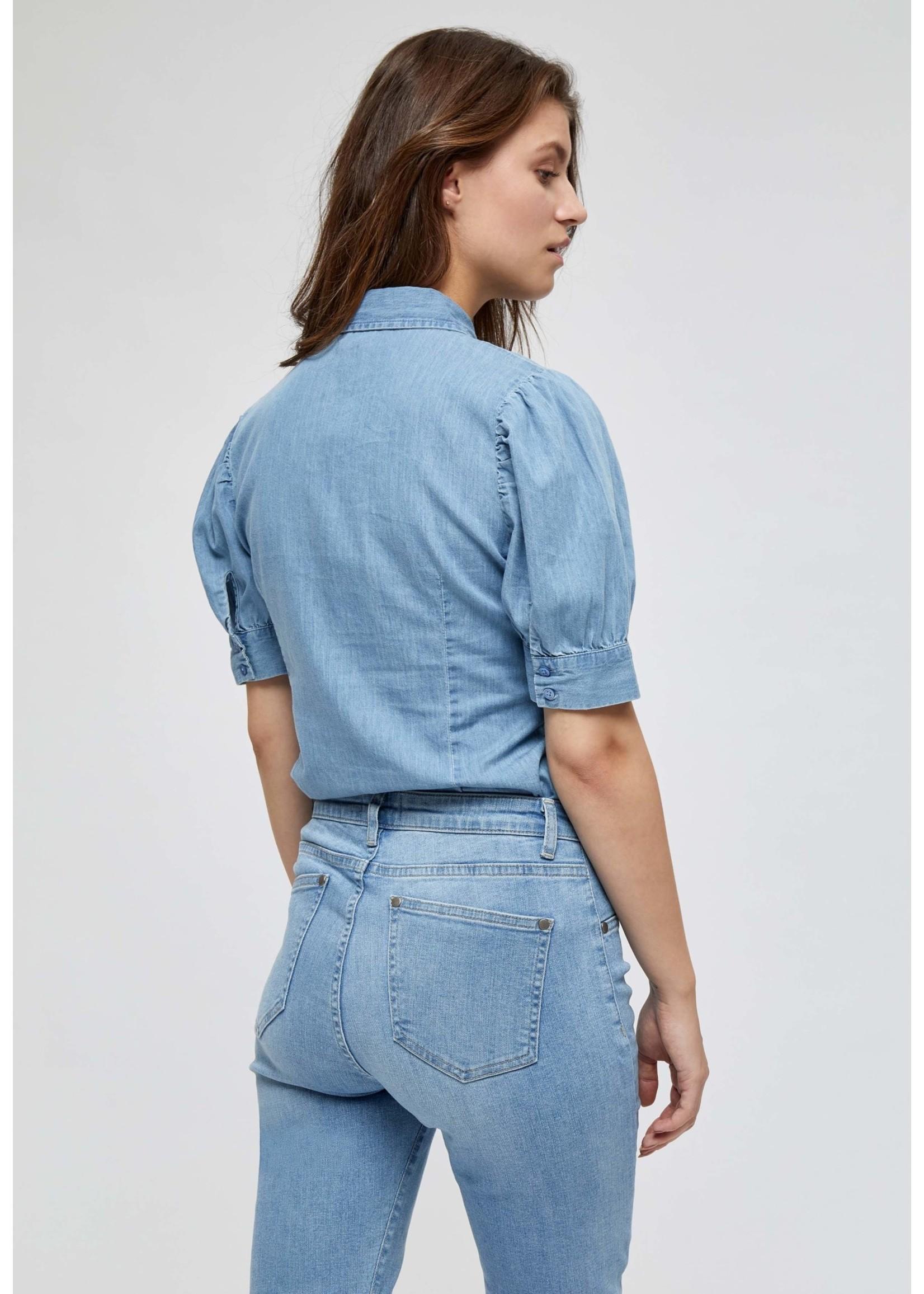 MINUS Nikia shirt Powder blue