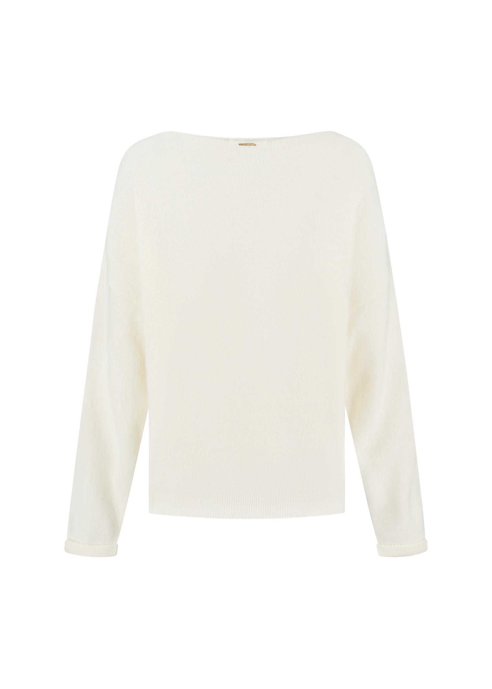CIRCLE OF TRUST zane knit off white