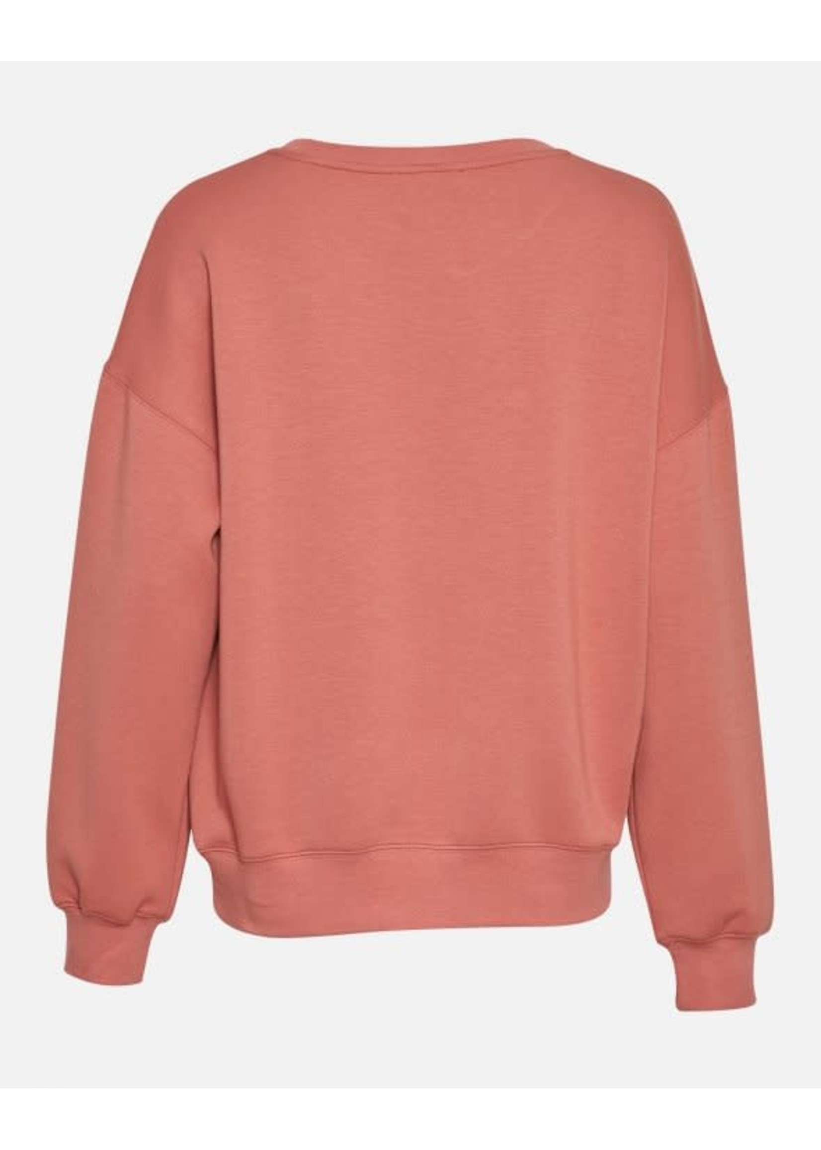 MSCH Ima DS Sweatshirt Brick dust