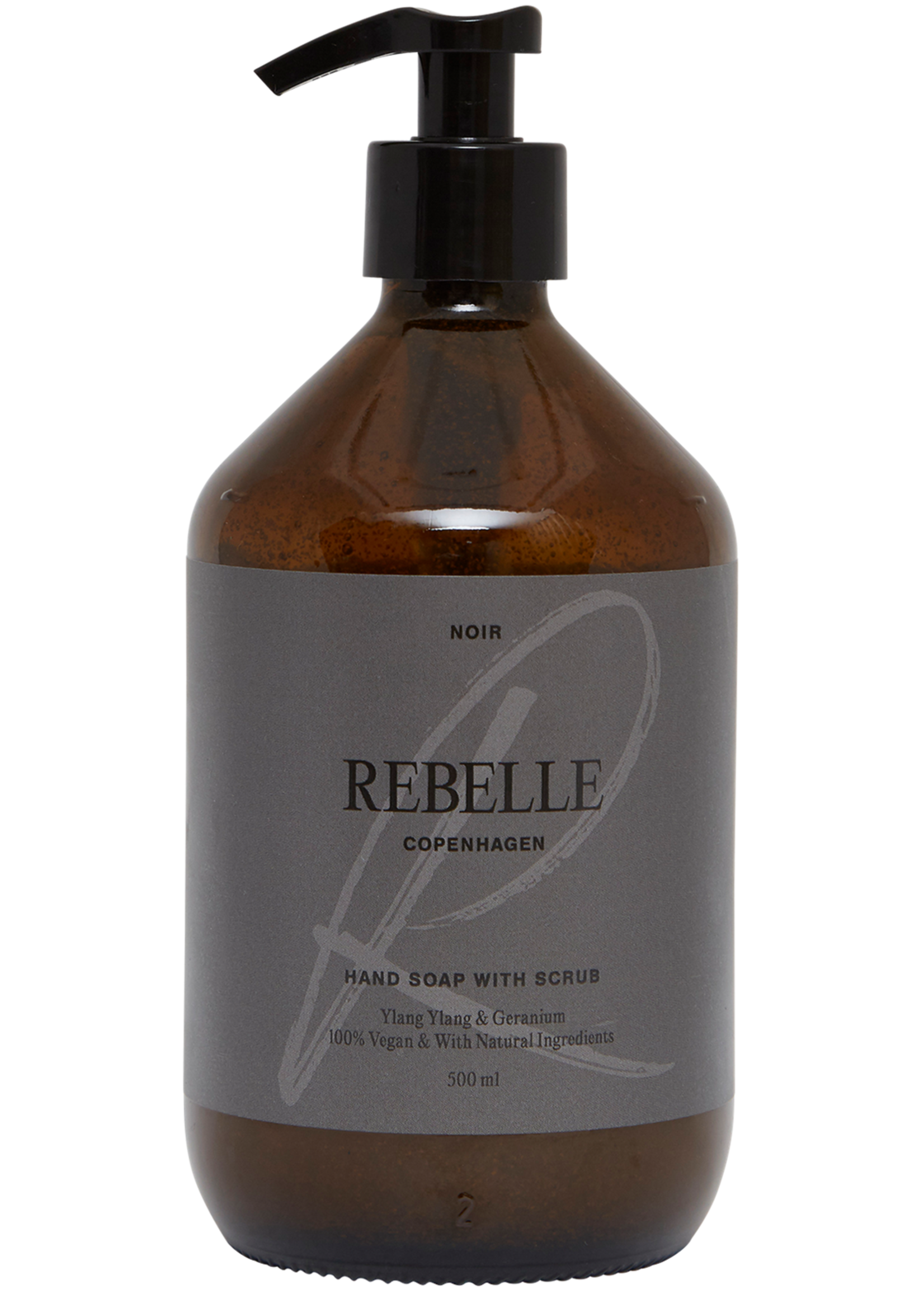 Rebelle Hand Soap with Scrub