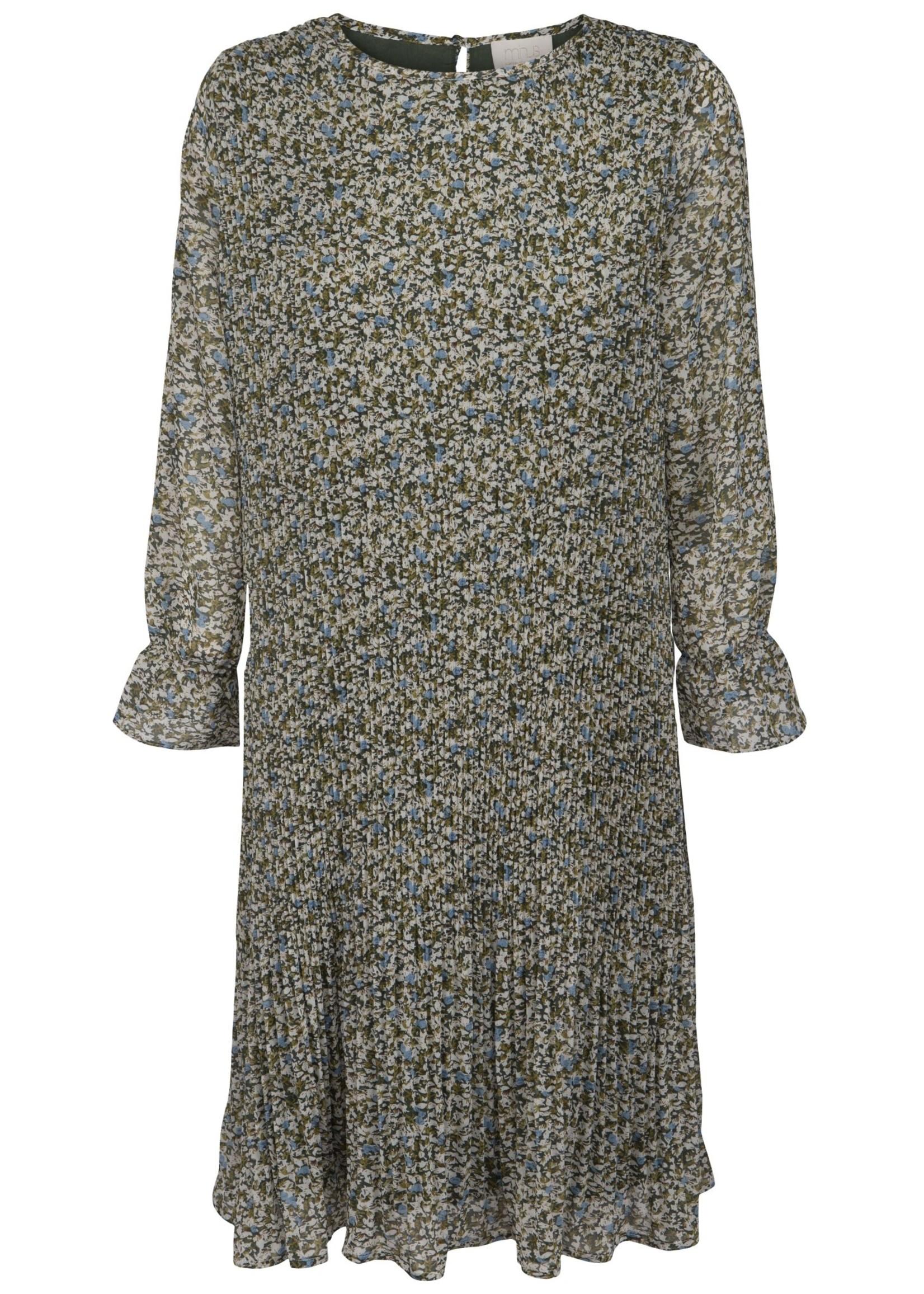 MINUS Rikka dress Greenery print