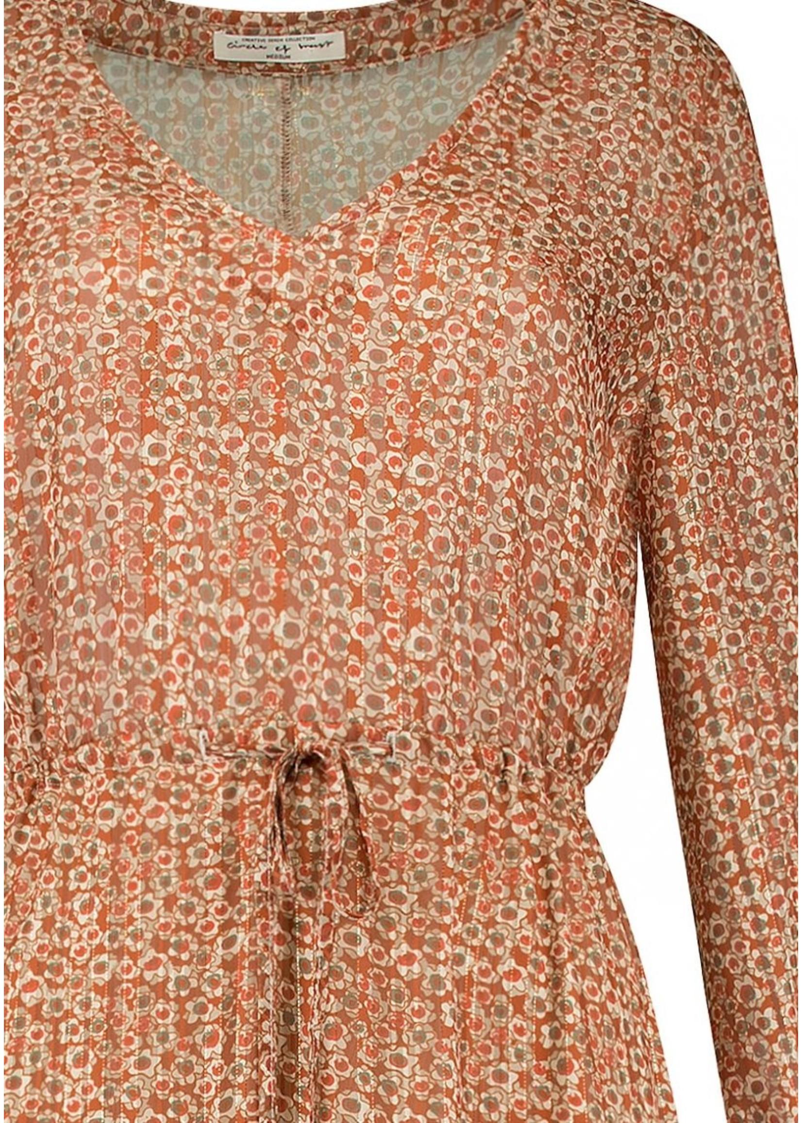 CIRCLE OF TRUST Gigi dress rustic flower