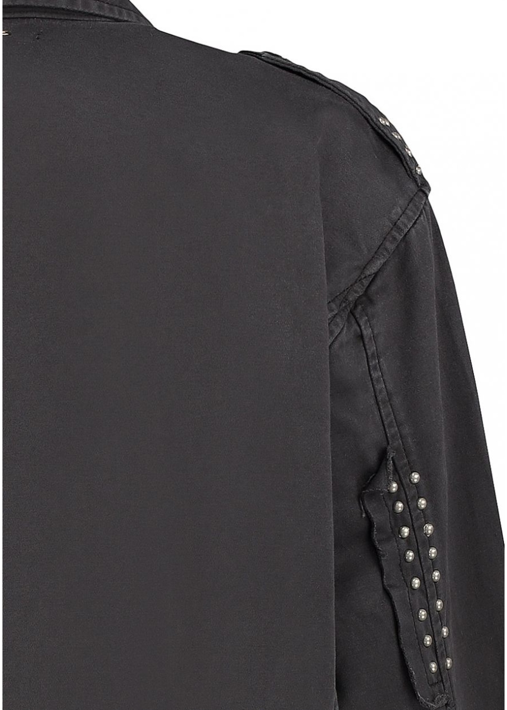 CIRCLE OF TRUST Tam Jacket black