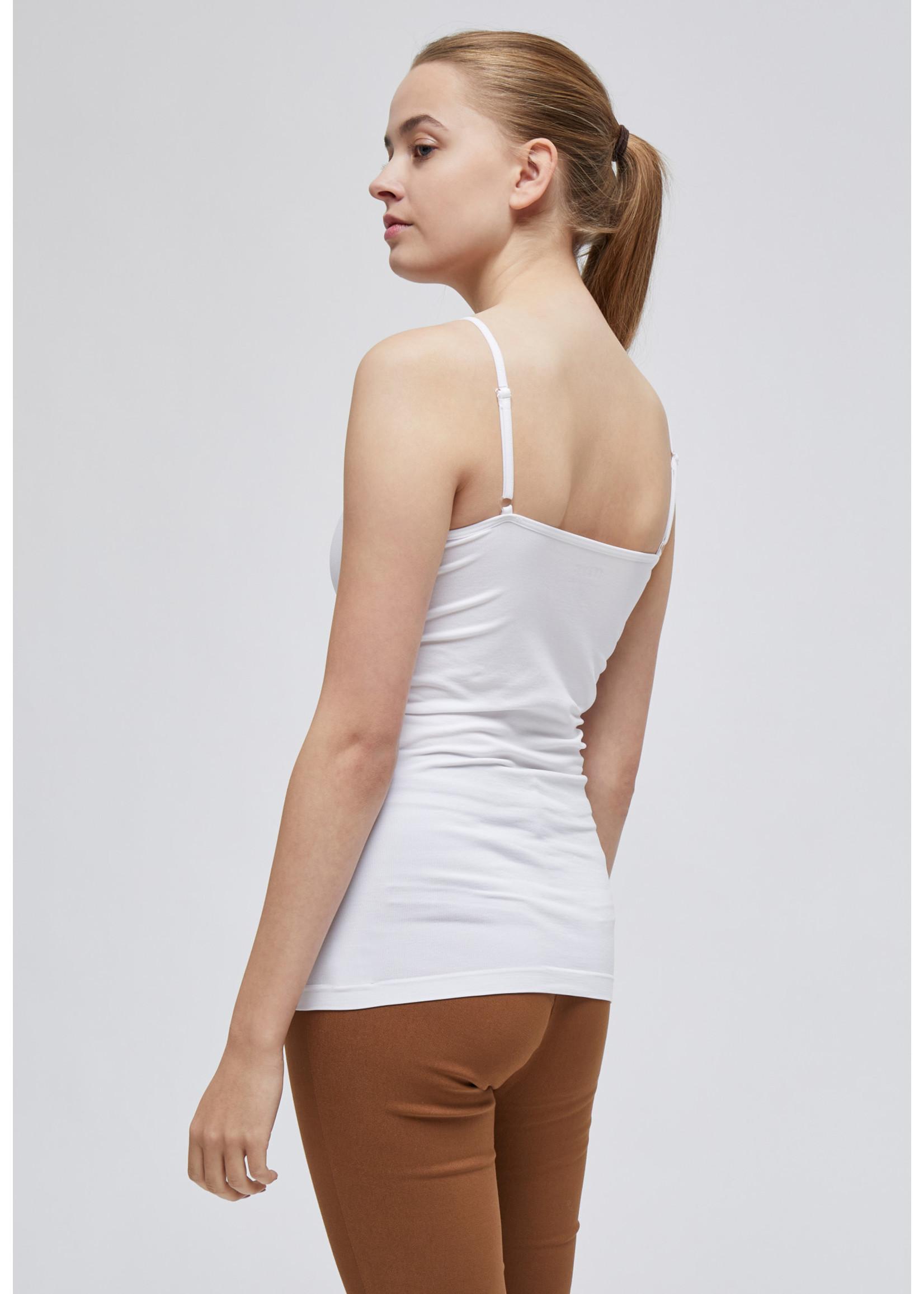 MINUS Celina top White